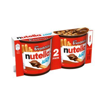 Bild av Nutella & Go 2-Pack 108g