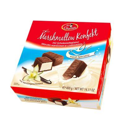 Bild av Sir Charles Chokladtäckta Marshmallows 400g