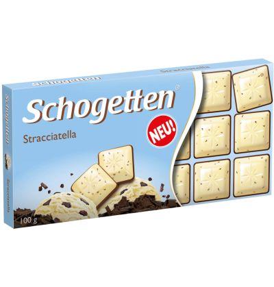 Bild av Schogetten Chocolate stracciatella 100g