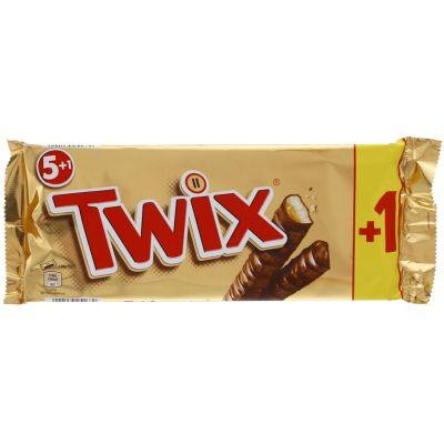 Bild av Twix 6-Pack 300g
