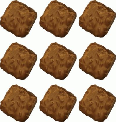 Bild av Sockerbitar Kokos 1kg