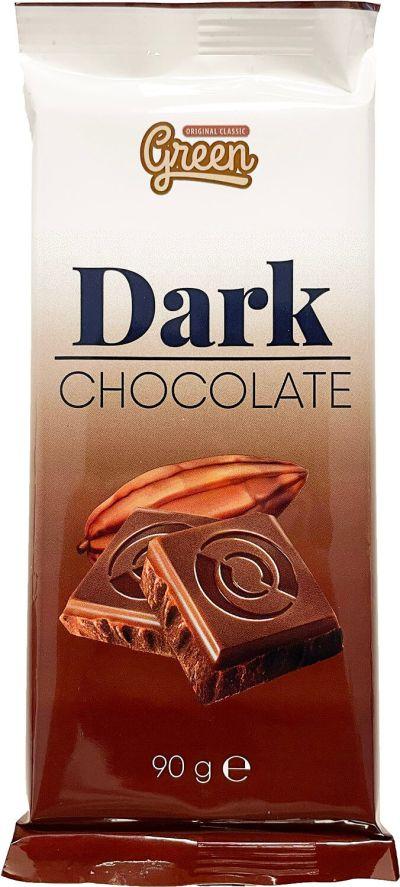 Bild av Green Mörk Choklad 90g
