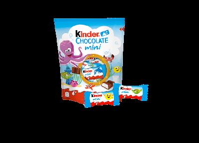 Bild av Kinder Mini Påse 120g
