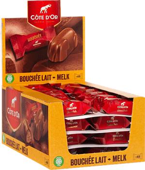 Bild av Bouchee Chokladelefant Mjölk 1kg