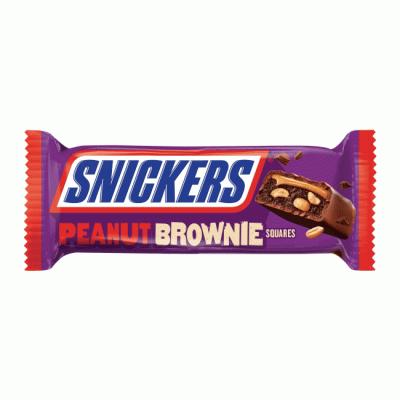 Bild av Snickers Peanut Brownie 34g