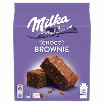 Bild av Milka Choco Brownie 150g 6-Pack
