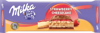 Bild av Milka Mmmax - Strawberry Cheesecake 300g