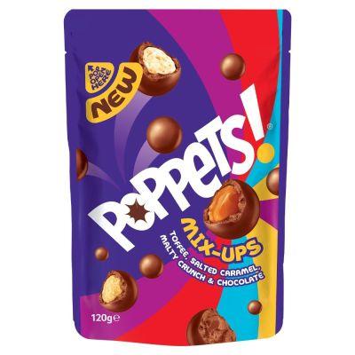 Bild av Poppets Mix-Ups 120g