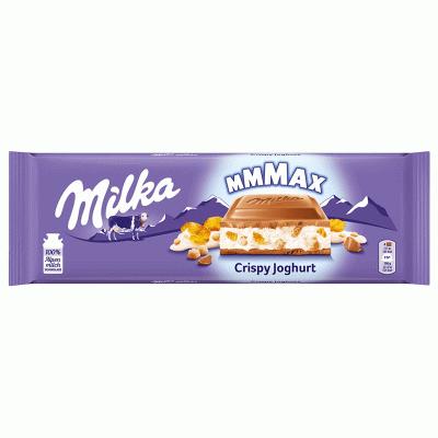 Bild av Milka Mmmax - Crispy Yoghurt 300g
