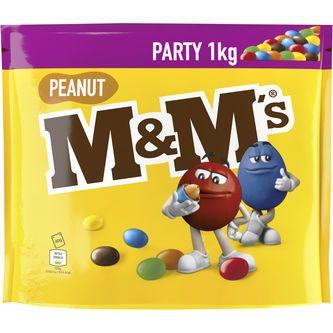 Bild av M&Ms Peanut 1kg
