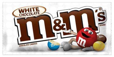 Bild av M&Ms White Chocolate 42.5g