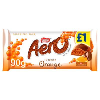 Bild av AERO Orange Chocolate Bar 90g