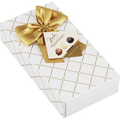 Bild av CHOKLADBUDET - Gatsby vita pralinask med belgiska praliner