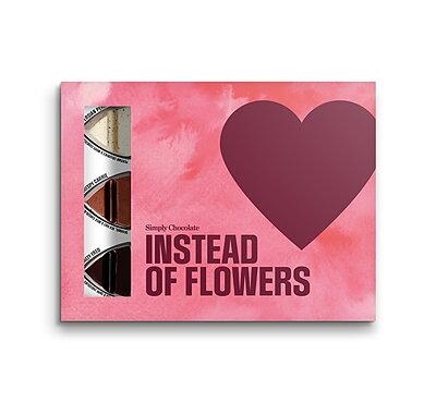 Bild av Chokladask 'Instead of Flowers'