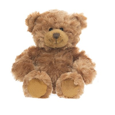 Bild av CHOKLADBUDET - Mjuk och gosig nalle, brun, Teddykompaniet