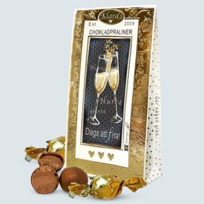 Bild av Chokladpraliner - Dags att fira