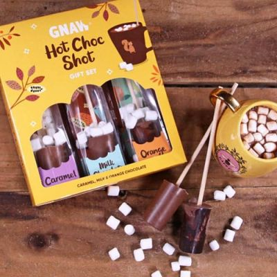 Bild av Varm Choklad på pinne