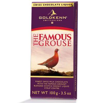 Bild av Famous Grouse - likörfylld choklad