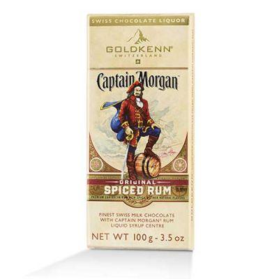 Bild av Captain Morgan Rom - likörfylld choklad