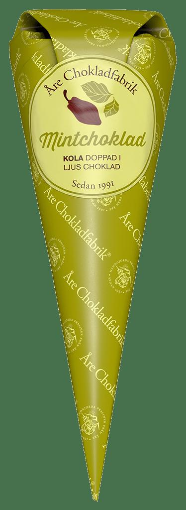 Bild av Mintchokladkola - Choklad från Åre Chokladfabrik