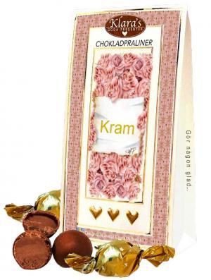 Bild av Kram - Lyxiga chokladpraliner