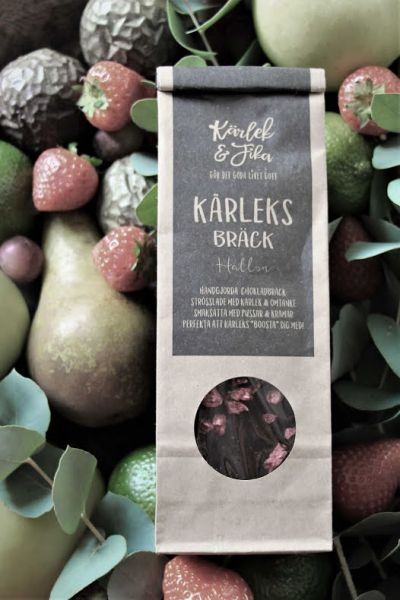 Bild av Chokladbräck Kärlek - Majas lyktor/Barncancerfonden