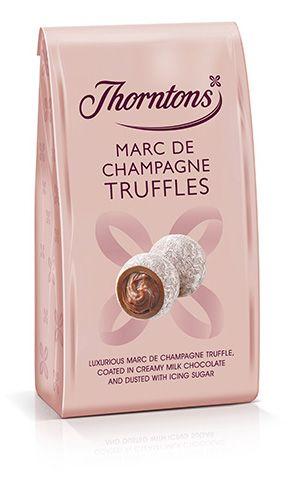 Bild av Marc de Champagne Chokladtryfflar