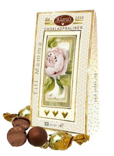 Bild av Till Mamma - Lyxiga chokladpraliner