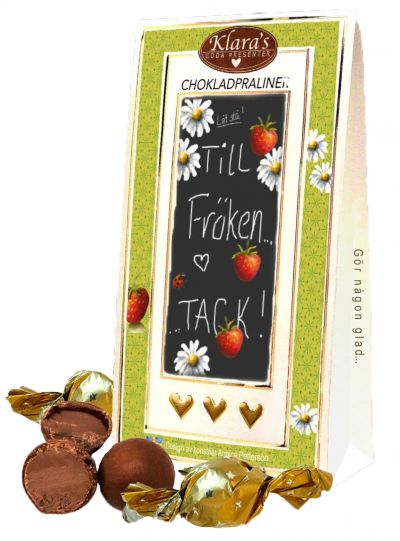 Bild av Till Fröken - Lyxiga chokladpraliner