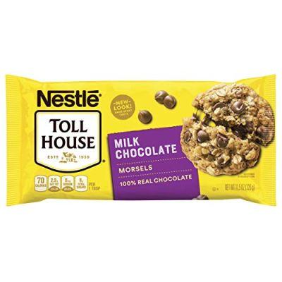 Bild av Nestle Toll House Milk Chocolate Morsels 326g