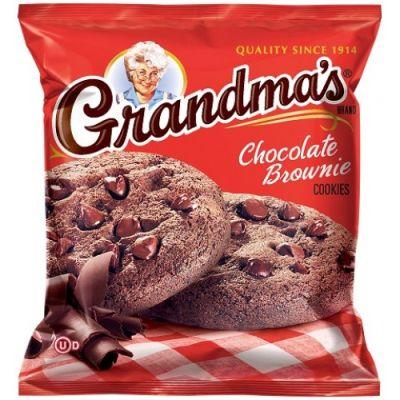 Bild av Grandmas Cookie Chocolate Brownie 70,8g