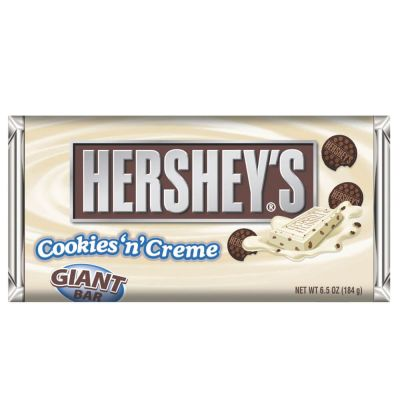 Bild av Hersheys Cookies N Creme - 184gram