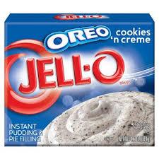Bild av Jello Instant Pudding Oreos Cookies N Cream