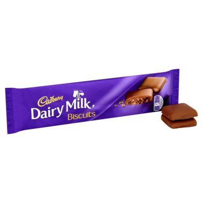 Bild av Cadbury Dairy Milk Biscuits 110g
