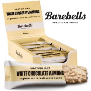 Bild av Barebells Protein Bar White Chocolate Almond 55g x 12st