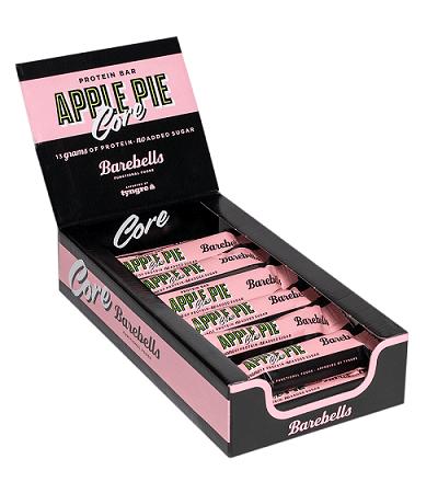 Bild av Barebells Core Apple Pie Protein Bar 40g x 14st