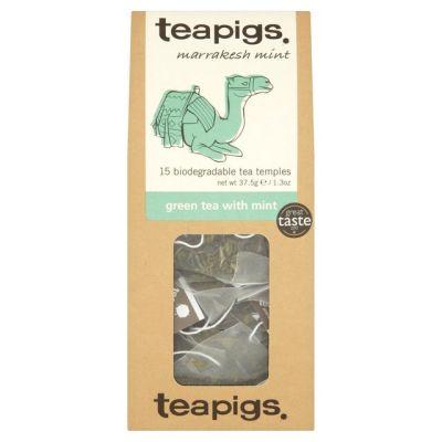 Bild av Teapigs Chocolate & Mint Tea