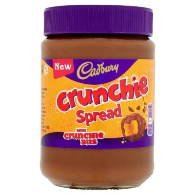 Bild av Cadbury Crunchie Spread 400g