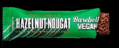 Bild av Barebells Vegan Bar Hazelnut & Nougat 55g