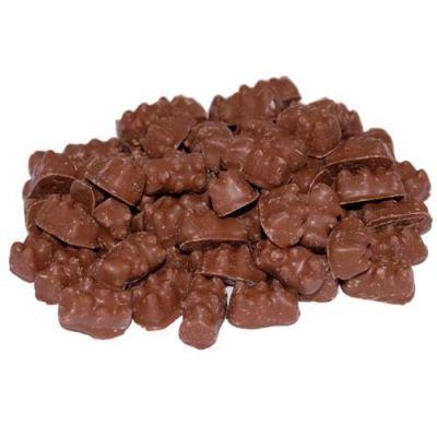 Bild av Chokladdragerad Gelebjörn 2kg