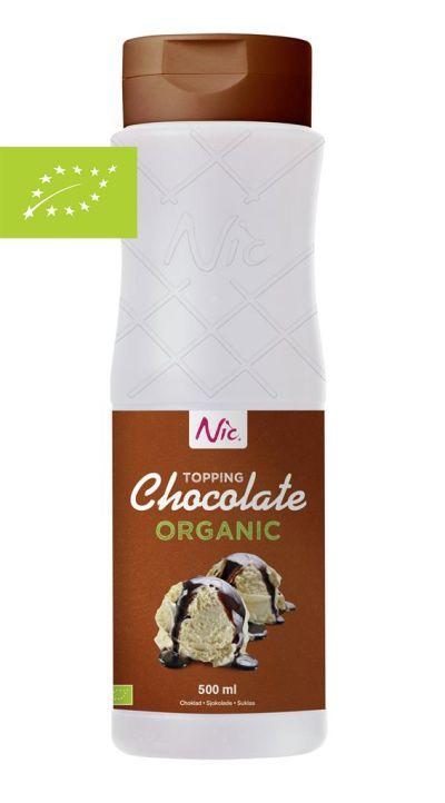 Bild av Nic Topping - Choklad Ekologisk 0.5L