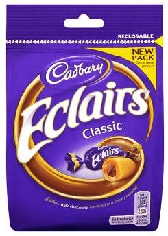 Bild av Cadbury Classic Eclairs 165g