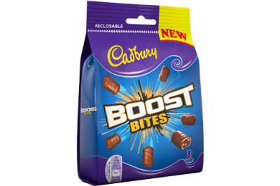 Bild av Cadbury Boost Bites 108g