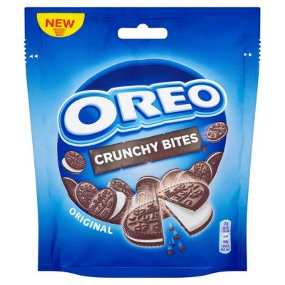 Bild av Oreo Crunchy Bites Original 110g