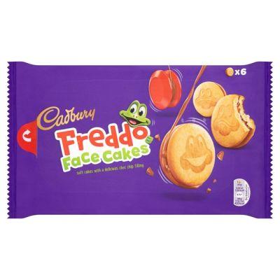 Bild av Cadbury Freddo Facecakes 180g