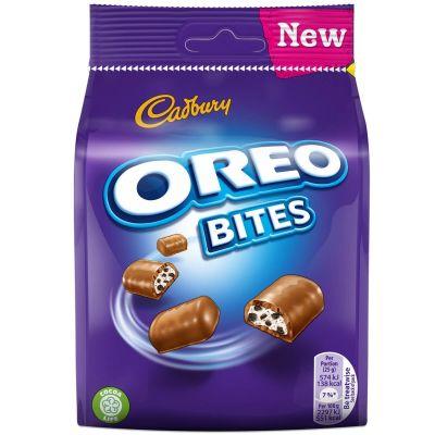 Bild av Cadbury Dairy Milk Oreo Bites Bag 95g