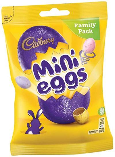 Bild av Cadbury Mini Eggs 296g