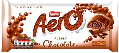 Bild av AERO Milk Chocolate Bar 90g