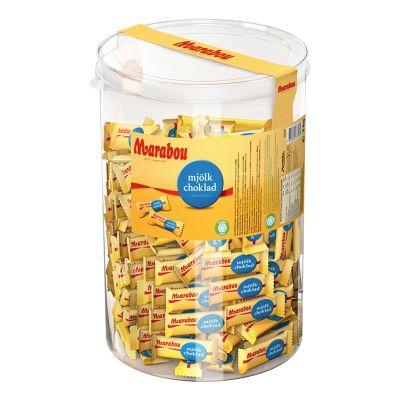 Bild av Marabou Mjölkchoklad Godiscylinder 2kg