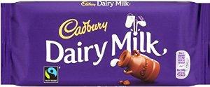 Bild av Cadbury Dairy Milk 110g